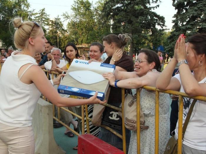 Бренд VITEK стал партнером самого спортивного фестиваля лета «Моя альтернатива»