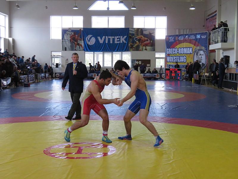 Бренд VITEK поддержал юных спортсменов турнира Владимирская осень по греко-римской борьбе.