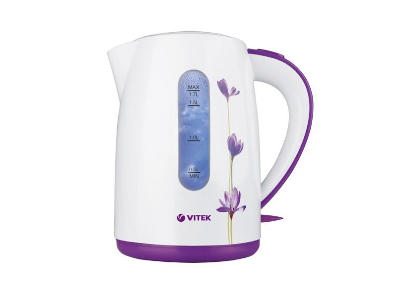 Представляем элегантный чайник VT-7011 с сертифицированным контроллером английской фирмы STRIX