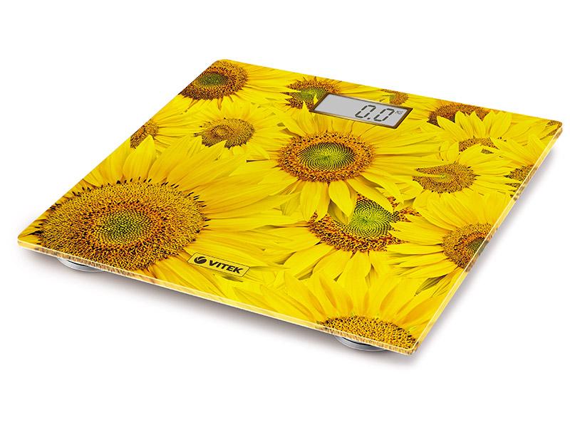 Высокая точность с изысканным дизайном – напольные весы от VITEK